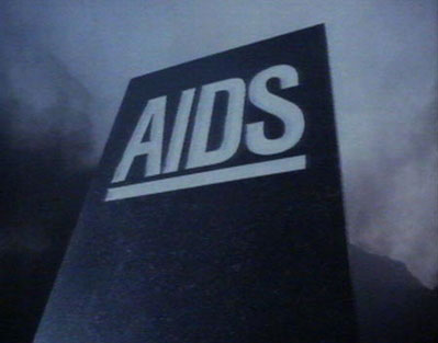 UK AIDS Advert (1986)